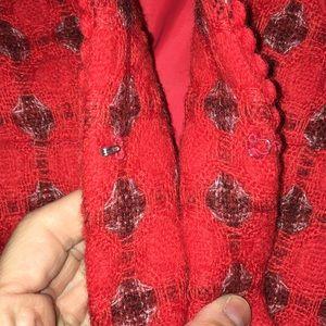 Vintage Jackets & Coats - Vintage Couture crop coat London Small medium